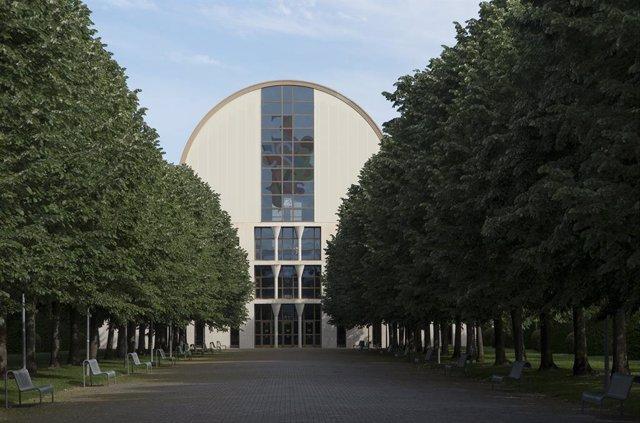 Campus de la UPNA, sede de la Fundación Jaime Brunet