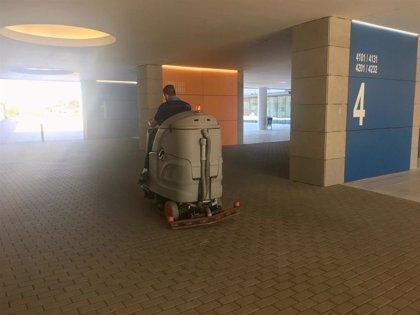 Adjudicado el nuevo contrato de limpieza de los centros sanitarios del Campo de Gibraltar por 12,8 millones