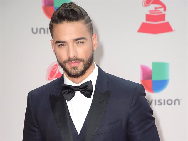 Maluma attends the 18th Annual Latin Grammy Awards at MGM Grand Garden Arena on November 16, 2017 in Las Vegas, Nevada.