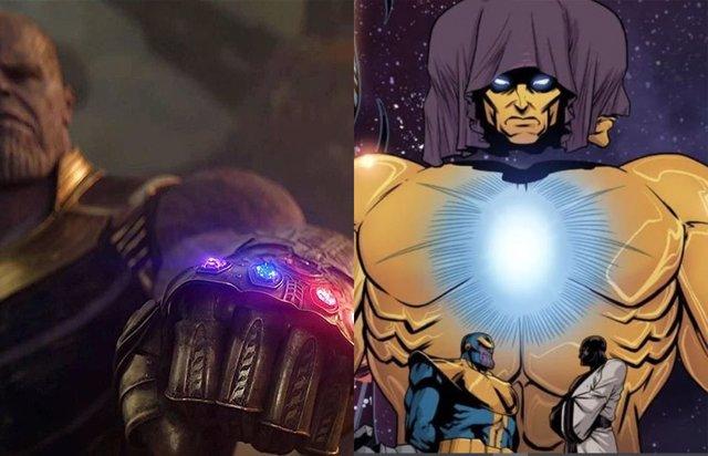 Doctor Strange 2 presentará en el UCM algo más poderoso que el Guantelete del Infinito de Thanos