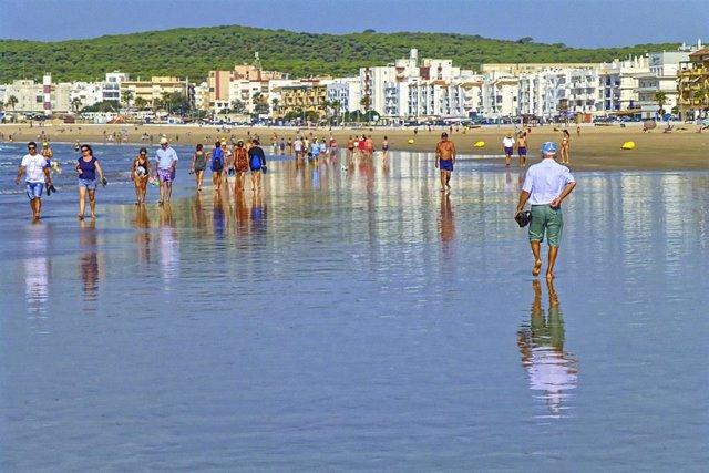 Playa de Barbate en una imagen de archivo.