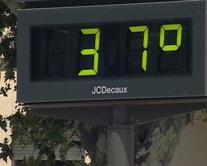 Canarias estará este lunes en aviso amarillo por temperaturas que llegarán a los 37 grados en Gran Canaria