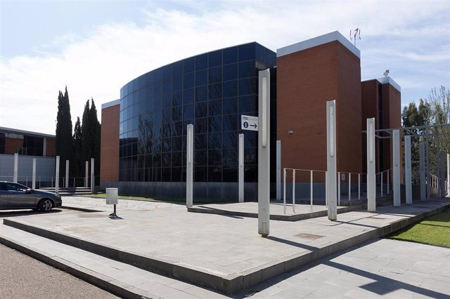 Sede del CEEI Aragón en Zaragoza.