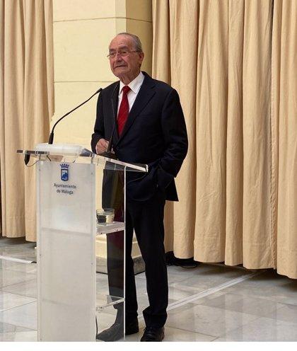 Alcalde dice que el brote de COVID en centro de emergencia ha afectado a la imagen de Málaga y pide una 'app' de rastreo