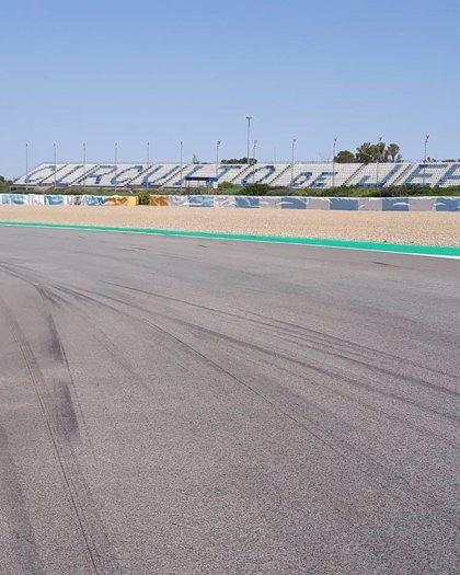 Muere el piloto de motos Ismael Bonilla tras un accidente en unos entrenamientos en el circuito de Jerez