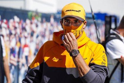 """Sainz: """"Se me ha escapado el podio en la lucha con Lando Norris"""""""