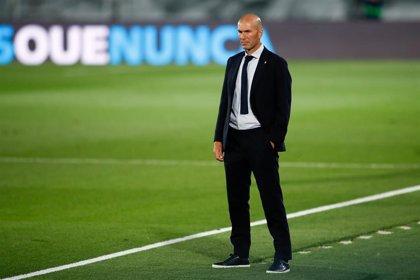 """Zidane: """"Estoy cansado de que digan que ganamos por los árbitros"""""""