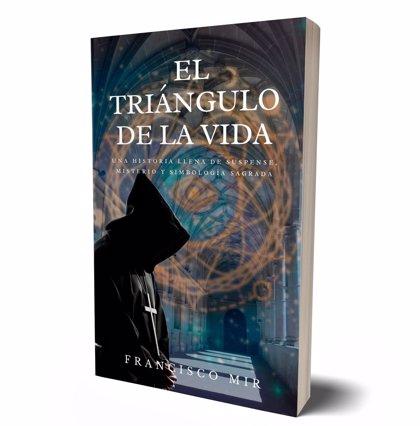 Publicada 'El triángulo de la vida', una novela llena de suspense, misterio y geometría sagrada ambientada en La Rioja