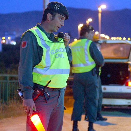Andalucía cierra el fin de semana con dos fallecidos en sus carreteras