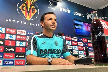 """Javi Calleja: """"Es una derrota ante uno de los mejores Barça de la Liga"""""""