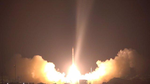 Lanzamiento del satélite israel 'Ofek 16'