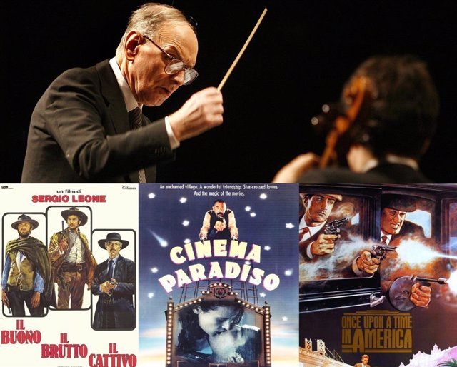 Bandas sonoras imprescindibles de Ennio Morricone