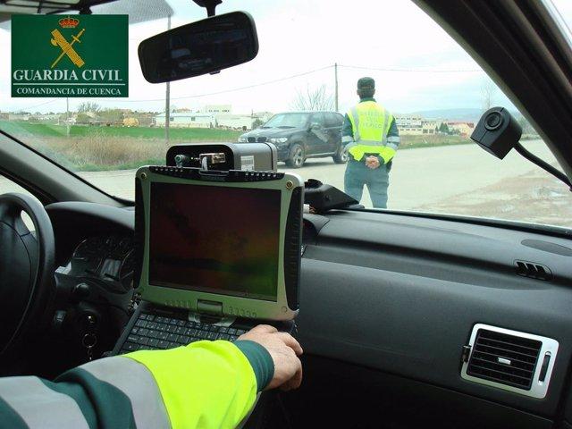 Radar De La Guardia Civil De Tráfico
