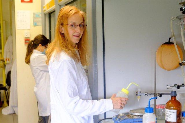 La investigadora Fayna García se incorpora a la Universidad de La Rioja.