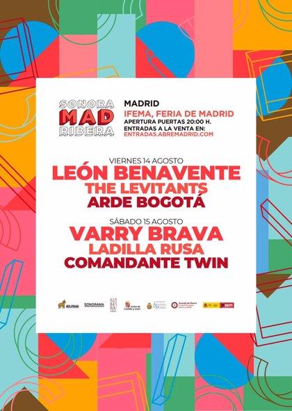 El Sonorama Ribera llegará a Madrid en agosto