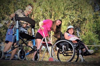 Niños y jóvenes con y sin discapacidad participan desde este lunes en  campamentos inclusivos de Fundación También