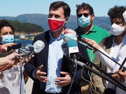 """G. Caballero cree que """"no se van a dar las condiciones"""" para acudir a las urnas en A Mariña """"con solvencia"""""""
