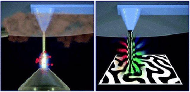 Desarrollan sondas especiales para realizar microscopía de fuerzas magnéticas compatibles con biomateriales