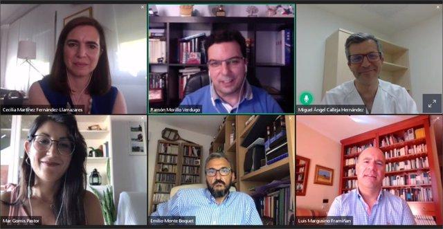 Webinar 'Telefarmacia: +Digitales, +Conectados'