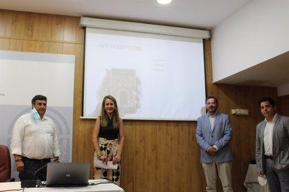 La Junta ofrece una app sobre los castillos de Huelva y el Algarve