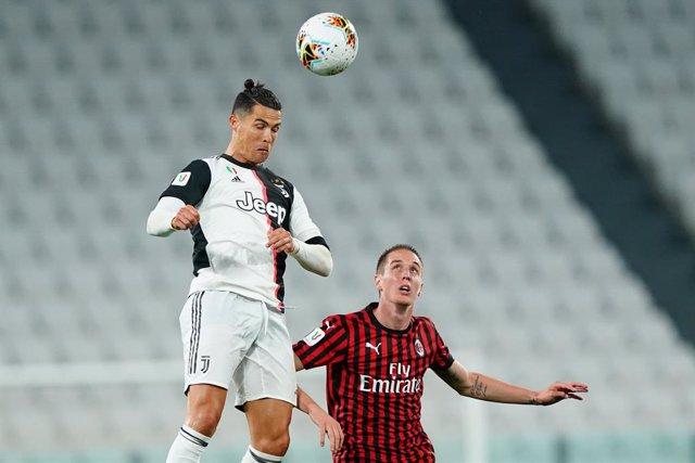 Fútbol/Calcio.- (Previa) La Juventus quiere dar otro zarpazo al título en Milán