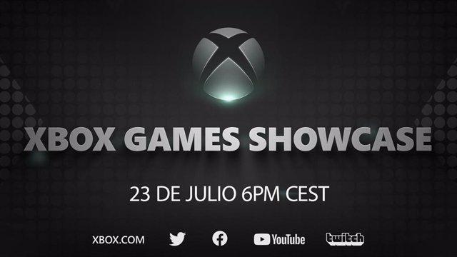 Xbox Games Showcase del 23 de julio.