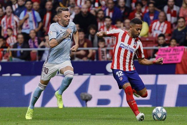 Fútbol/Primera.- Previa del Celta - Atlético de Madrid