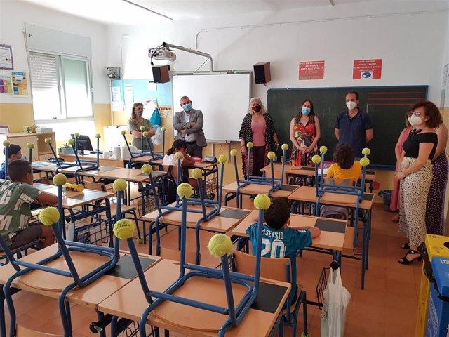 Np Educación: El Programa De Refuerzo Estival Se Desarrolla En Cádiz Con La Participación De Más De 1.100 Alumnos