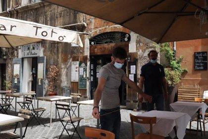 Coronavirus.- Italia suma solo 8 muertos mientras ve aumentar los casos importados desde el extranjero