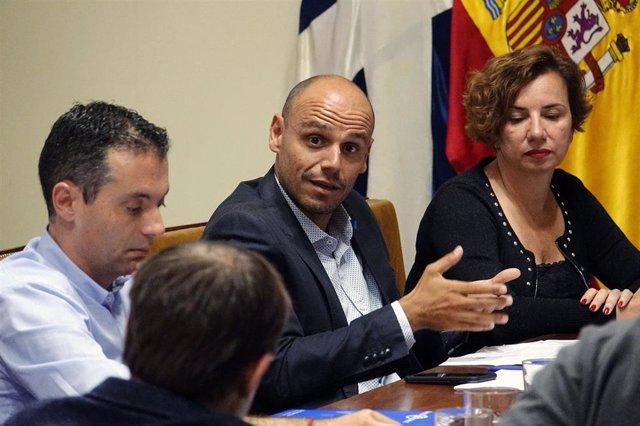 Cabello, en la Comisión de Control