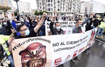 Cataluña convoca a una reunión de mediación a Nissan y trabajadores este miércoles