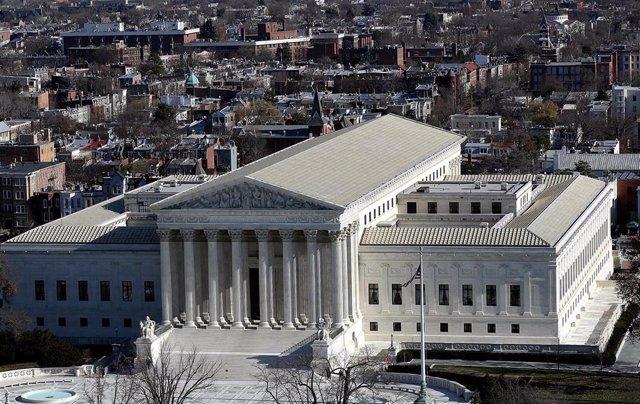 Tribunal Supremo de Estados Unidos, Washington