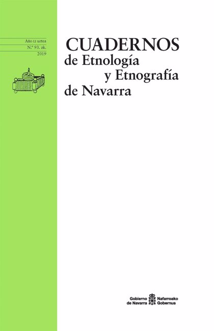 La revista Cuadernos de Etnología y Etnografía de Navarra analiza el pastoreo trashumante en el valle de Roncal