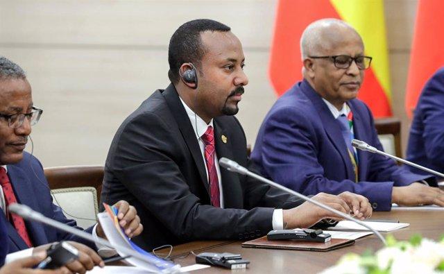 Etiopía.- Etiopía denuncia un ataque por parte de un grupo oromo durante las pro