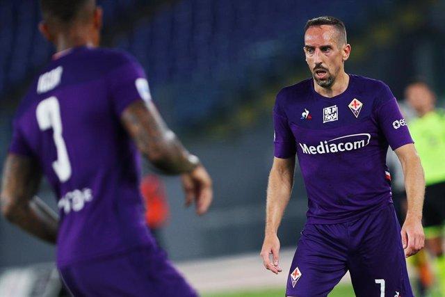 Fútbol.- Franck Ribéry sufre un robo en su casa de Florencia