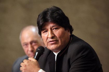 AMP.- Bolivia.- Imputado por terrorismo el expresidente boliviano Evo Morales
