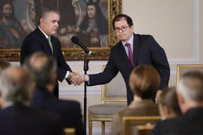 """Colombia.- Solicitan retirar de su cargo al fiscal general de Colombia por falta de """"armonía constitucional"""""""