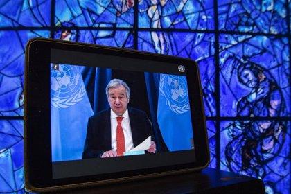 """Terrorismo.- La ONU alerta de que los grupos terroristas buscan """"explotar las divisiones"""" causadas por la pandemia"""