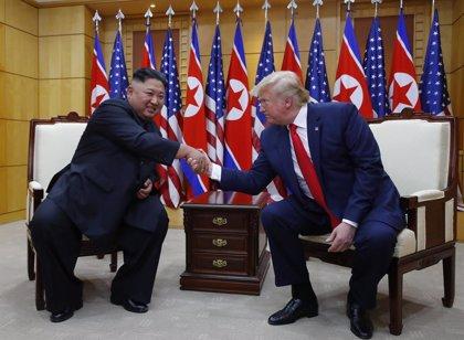 """Corea.- Pyongyang reitera que no contempla reunirse con EEUU y acusa a Seúl de """"entrometerse"""" en sus asuntos"""