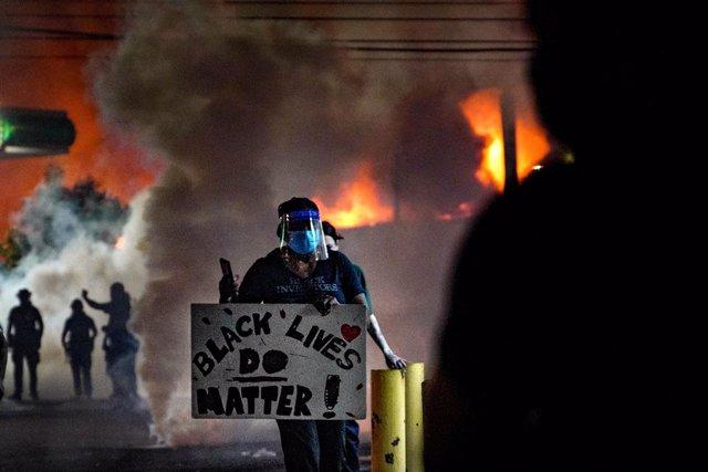 """EEUU.- Georgia declara la emergencia y activa a la Guardia Nacional por """"las sem"""