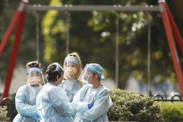 Coronavirus.- Decretan seis semanas de confinamiento en Melbourne ante el repunt