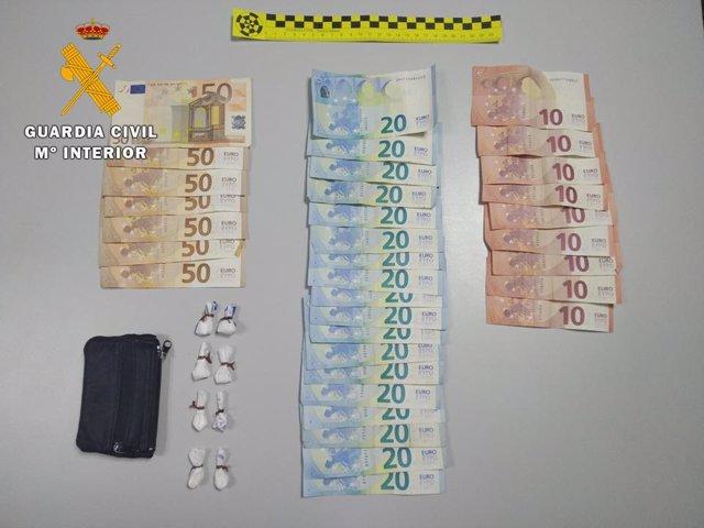 Operación tráfico drogas Consuegra
