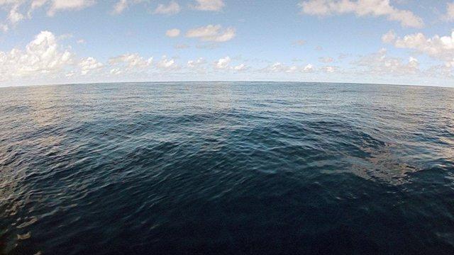 Superficie del océano