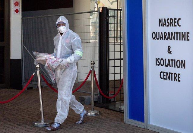 Coronavirus.- Sudáfrica, primer país africano en sobrepasar la barrera de los 20