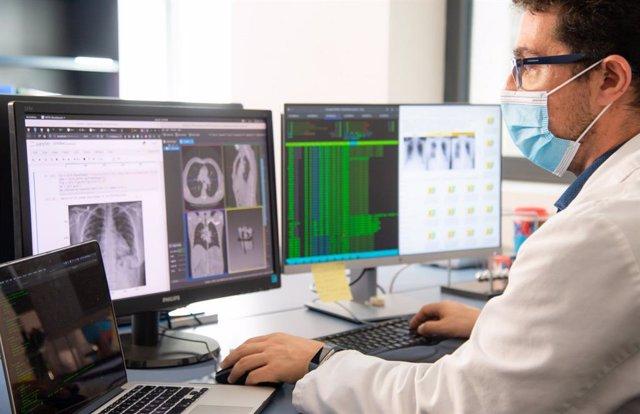 Mario Ceresa, investigador del Grupo de Investigación SIMBIOsys del Departamento de Tecnologías de la Información y las Comunicaciones de la UPF.