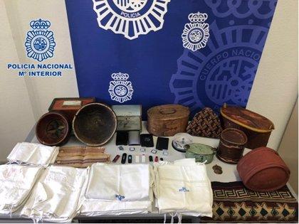 Detenido en Tenerife por robar varias obras de arte en un museo sueco