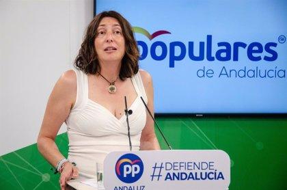 """PP-A: Susana Díaz """"ha caído tan bajo"""" que """"utiliza"""" al PSOE y """"a Andalucía"""" para """"salvar su sillón"""""""