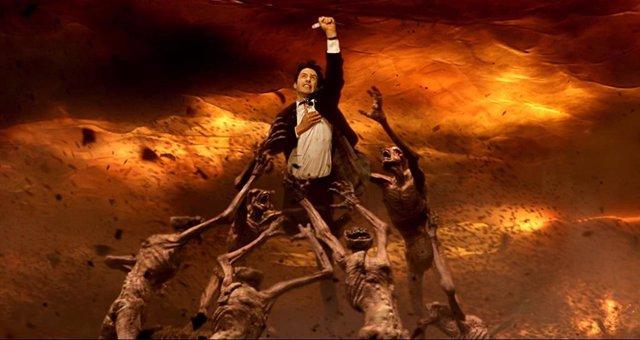 Keanu Reeves en Constantine