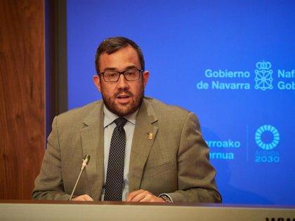 """El Gobierno de Navarra destaca la """"normalidad"""" en Pamplona con los Sanfermines suspendidos"""