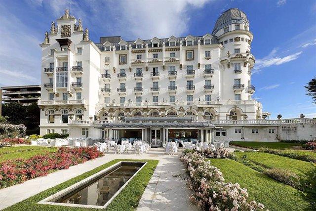 Eurostars Hotel Real En Santander
